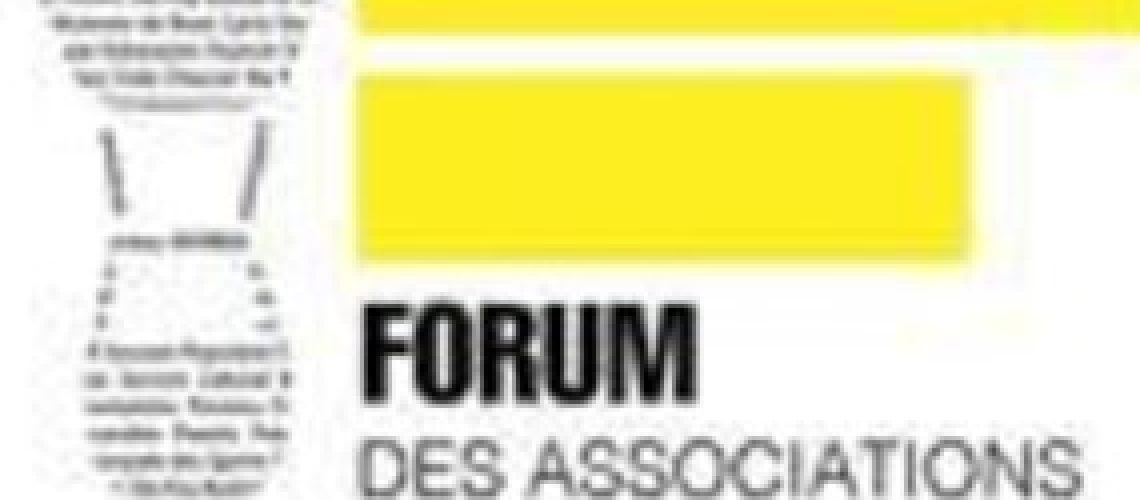 2019-09-07 - Forum des Associations (logo)