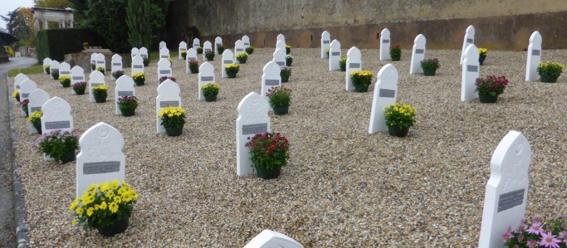 cimetière militaire Ste Foy