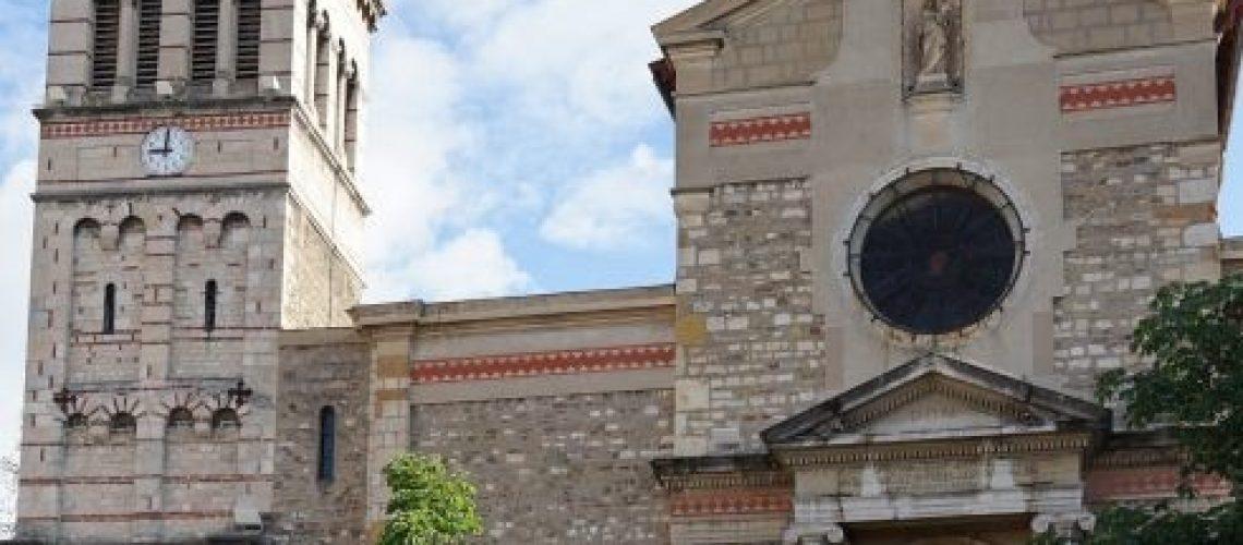 église de Ste Foy Centre 5